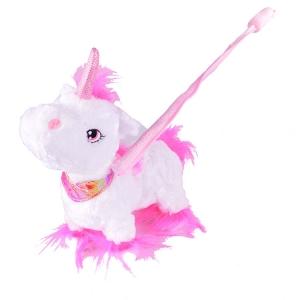 Figura Unicornio Con Música y Movimiento