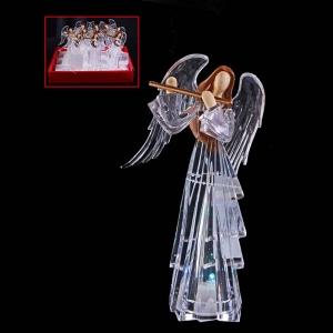 Angel con Luz a Pila